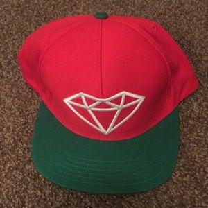Diamond Supply Co. SnapBack hat